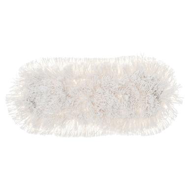 Maiņas mops, balts, 45x15 cm