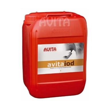 Tesmeņa dezinfekcija pēc slaukšanas AvitaIod, 10 kg