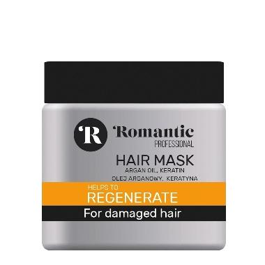 Matu maska FS Romantic Regenerate, 500 ml