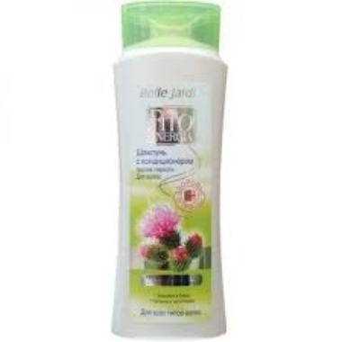 Šampūns ar dadža eļļu, Belle Jardin Fito, 400 ml