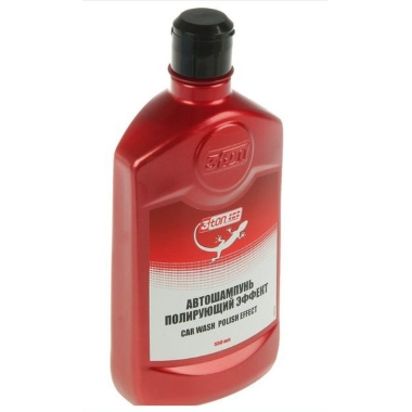 Auto šampūns ar pulēšanas efektu, 3Ton, 550 ml