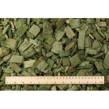 Zaļa koka skaidu mulča, 50 L