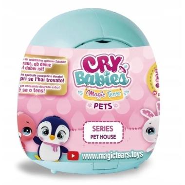 Rotaļu figūra ar aksesuāriem Cry Babies