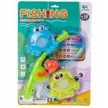 Vannas rotaļu spēle zivtiņu ķeršana