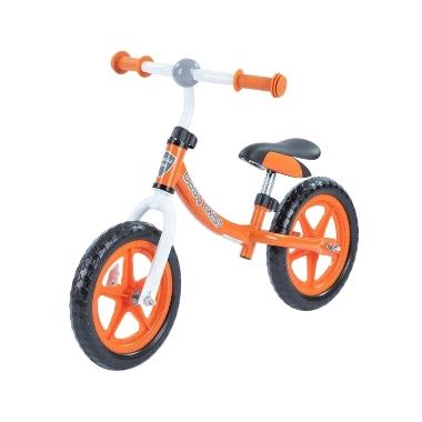 Līdzsvara velosipēds oranžs, Baby Mix