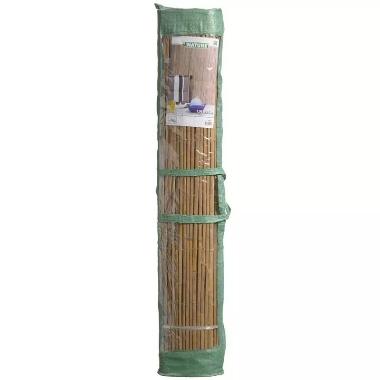 Dārza aizslietnis bambusa Nature, 1x5 m