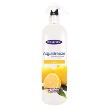 Gaisa atsvaidzinātājs ar citronu smaržu Springfresh, 500 ml