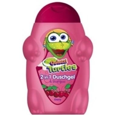 Bērnu šampūns/dušas želeja 2in1, Cherry, 300 ml