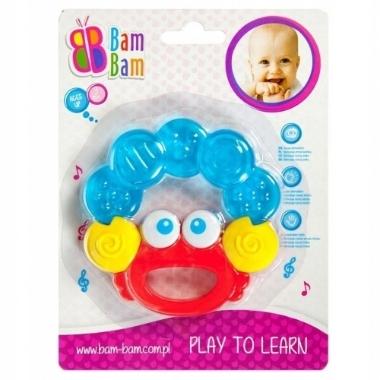 Rotaļlieta zīdaiņiem BamBam, krāsains Krabis