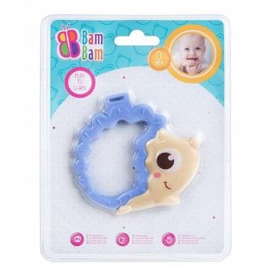 Rotaļlieta zīdaiņiem Ezītis, zils