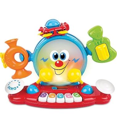Rotaļlieta bērniem klavieres, Smily Play