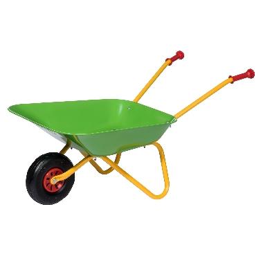 Ķerra bērniem zaļa, Rolly Toys