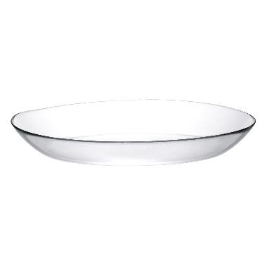 Servēšanas šķīvis ovāls Invitation, Pasabahce, 33x25 cm