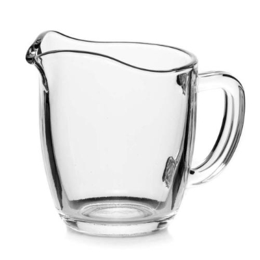 Stikla krūze pienam Basic, Pasabahce, 200 ml
