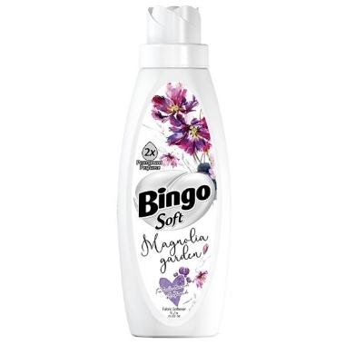Veļas mīkstinātājs Bingo Soft Magnolia Garden, 950 ml