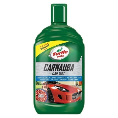 Auto vasks Carnauba Turtle Wax, 500 ml