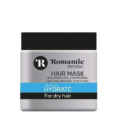 Matu maska FS Romantic Hydrate, 500 ml
