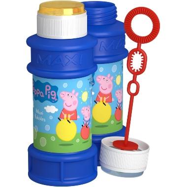 Ziepju burbuļi Peppa Pig, 175 ml