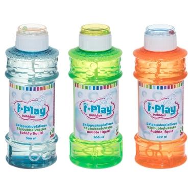 Ziepju burbuļi i-Play, 300 ml, 1 gab.