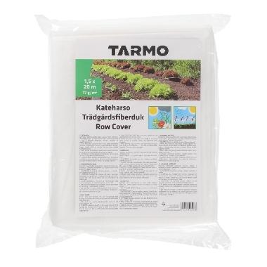Agroplēve balta (17 g/m²), 1,5x20 m, Tarmo