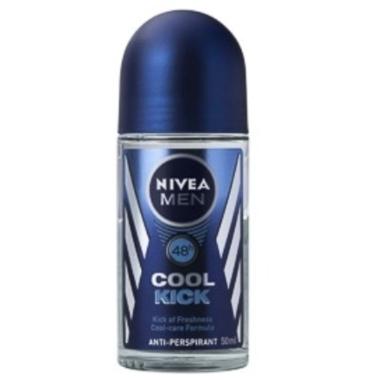 Dezodorants vīriešiem Nivea Roll-On Cool Kick, 50 ml