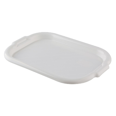 Plastmasas paplāte balta, Bentom