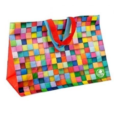 Iepirkumu soma, krāsaina