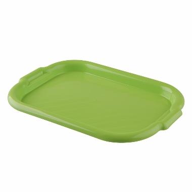 Plastmasas paplāte zaļa, Bentom