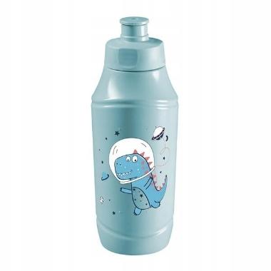 Ūdens pudele bērniem Dino, Branq, 0,35 L