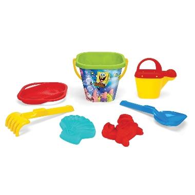 Smilšu kastes rotaļlietu komplekts, Sūklis Bobs