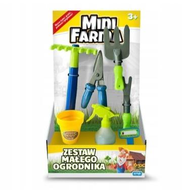 Mini dārznieka komplekts bērniem, Mini Farm