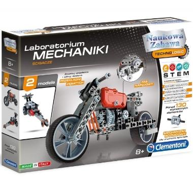 Konstruktors mocis Laboratorium Mechaniki, Clementoni
