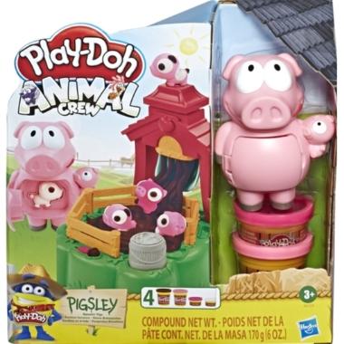 Plastilīna komplekts cūciņa, Play-Doh