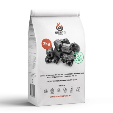 Ogles grilam Smart Charcoal, 3 kg