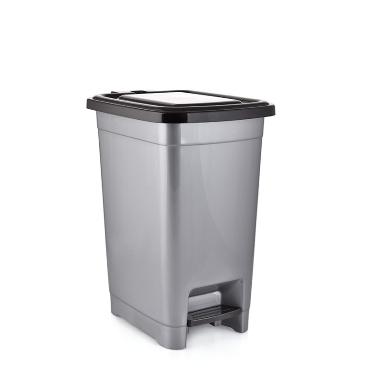 Atkritumu tvertne ar pedāli, 25 L