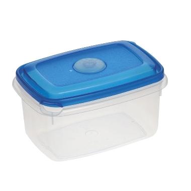 Plastmasas uzglabāšanas Top Box, Plast team, 0,6 L