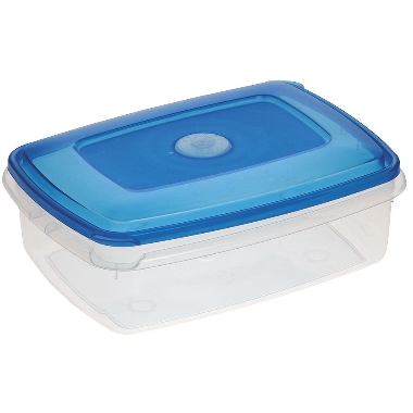 Plastmasas uzglabāšanas Top Box, Plast team, 1,3 L