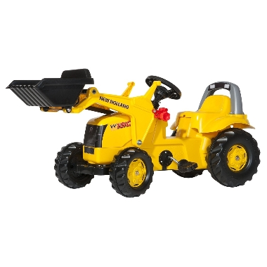 Rotaļu traktors minamais New Holland W190C, Rolly Toys