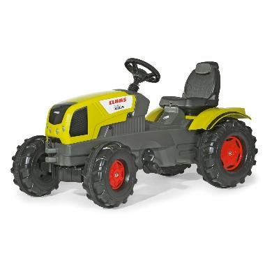 Rotaļu minamais traktors Claas Axos 340, Rolly toys