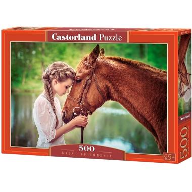Puzle Great Friends, Castorland, 500 gab.