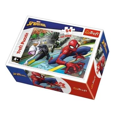 Puzle Spiderman Mini, Trefl, 54 gab.