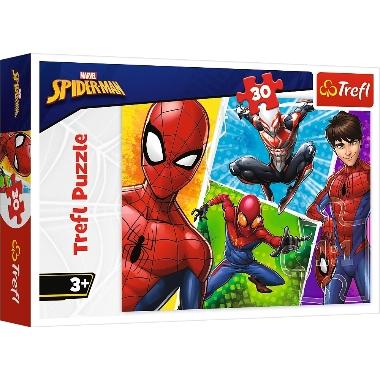 Puzle Spiderman, Trefl, 30 gab.