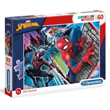 Puzle Spiderman, Clementoni, 60 gab.