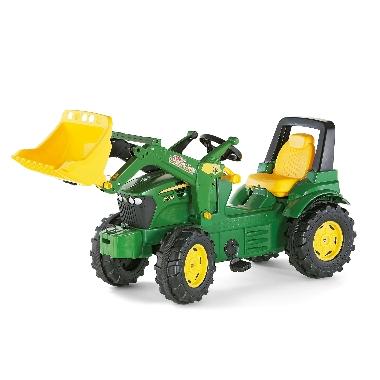 Rotaļu minamais traktors John Deere 7930, Rolly Toys