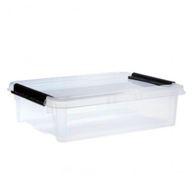 Uzglabāšanas kaste plastmasas ProBox, Plast team, 2,5 L
