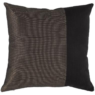 Dekoratīvs spilvens Gold&Black, Winteria, 45x45 cm