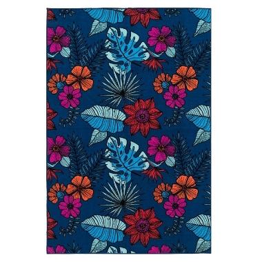 Paklājs Paloma zils 4Living, 133x200 cm