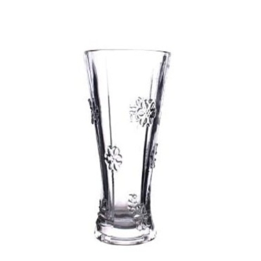 Stikla vāze Lilia Garden, 16cm