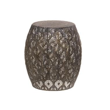 Dekoratīvs galdiņš Marrakesh, 4Living, 32,5x32,5x35 cm