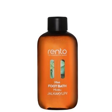Līdzeklis kāju vannām Rento mint, 200 ml
